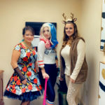 Deer, Pinups, and Harley Quinn